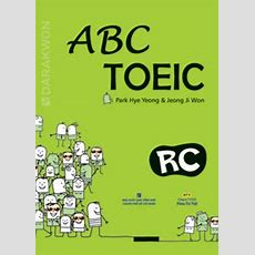 Abc Toeic Rc  Reading Comprehension  Httpsachhaynhatvn  Pinterest Comprehension