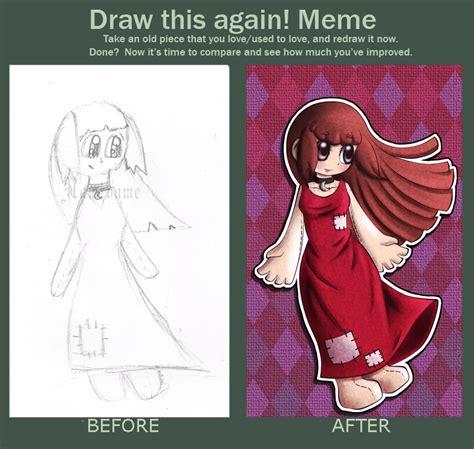 Saw Doll Meme - little doll do it again meme by namidame on deviantart