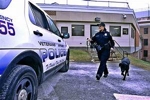 Doggone good: VA police dog, handler help ensure Veteran ...