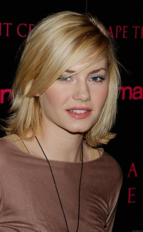 What Color Is Hair by Elisha Cuthbert Hair Color Hair Colar And Cut Style