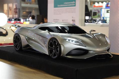 Car Design Concepts : Talented 15-year Old Designs Fictional Koenigsegg Utagera