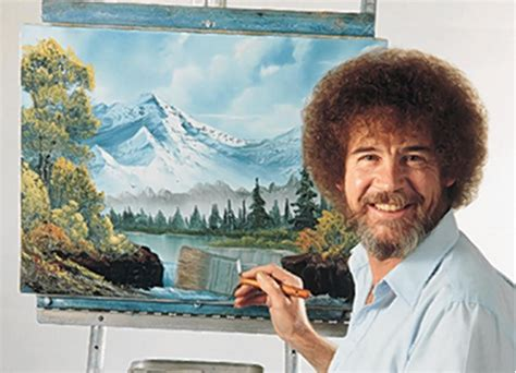 Bob Ross' The Joy Of Painting Is Now Free Online