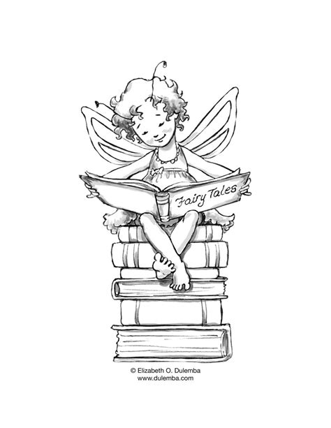 a biography | Classroom Ideas (Library Teacher) | Fairy coloring pages, Fairy coloring, Cool