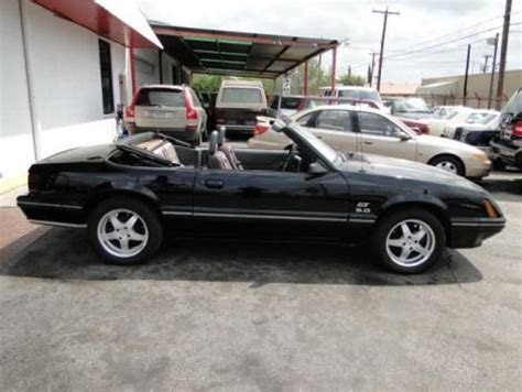 ford mustang lx convertible  sale  san antonio