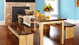 kitchen bench ideas diy kitchen table plans wood table with matching