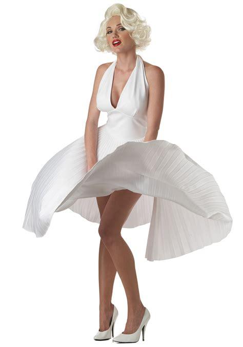 askew dress marilyn deluxe white dress