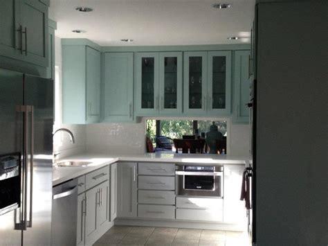 Aqua kitchen   Modern   Kitchen   san francisco