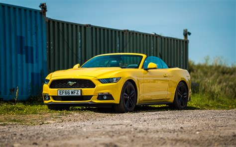 Ford Mustang Lease Deals Uk   Gift Ftempo
