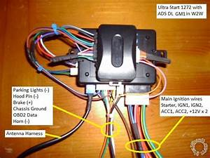 Chevy Alarm Wiring Diagram