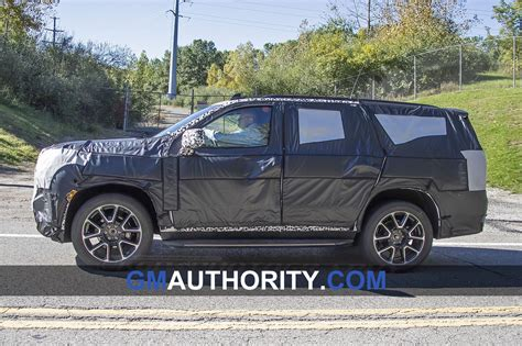 What Will The 2020 Chevrolet Tahoe Look Like by New Photos Show Chevy S Upcoming 2020 Tahoe Rst Gm