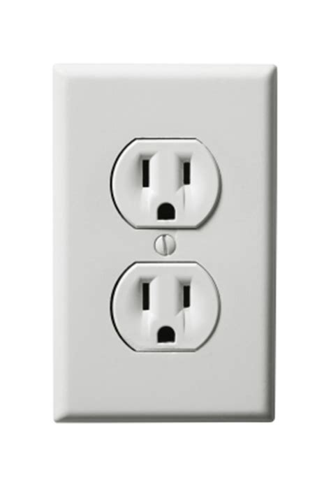 wall light with electrical outlet converting light receptacle outlet to electrical outlet