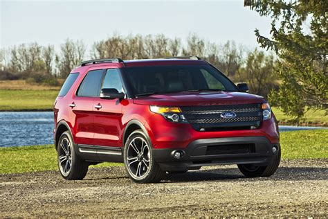 ford explorer sport brings sho  performance