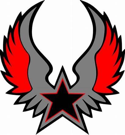 Emblem Star Grey Clip Clipart Clker Zach