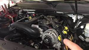 How To Test And Replace An Alternator On A Chevy  Gmc Truck