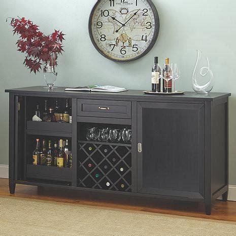 Wine Credenza Cooler - firenze wine and spirits credenza nero 335 16 04