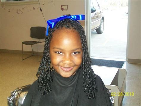 36 best images about box braids for kids on pinterest