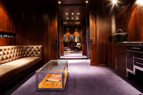 london based luxury mens tailor spencer hart launches
