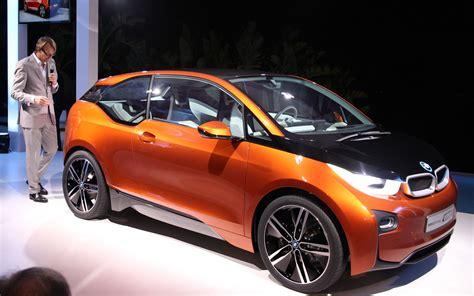 Bmw I3 Concept Coupe Loses Two Doors 2018 La Auto Show