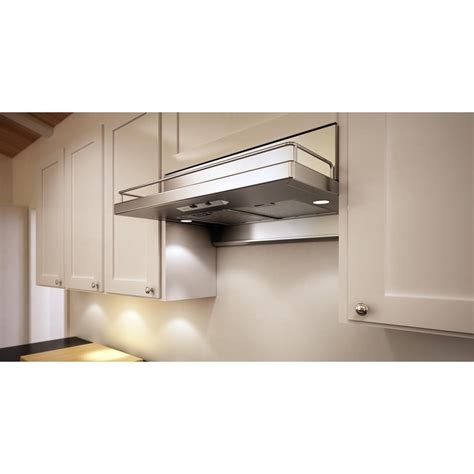 Zephyr Terazzo Under Cabinet Range Hood by Zephyr Ztee36as Under Cabinet Range Hood With 400 Cfm