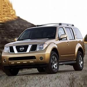 Nissan Pathfinder Workshop Manual 2004-2012