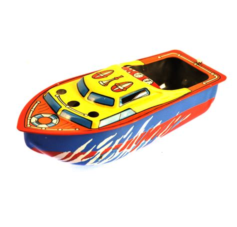 Toy Boat Powered By Candle by Candle Powered Speed Boat 4013594184182 Ebay