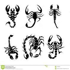 escorpiones tribales tatoos tatuajes tribales y tatuajes escorpion
