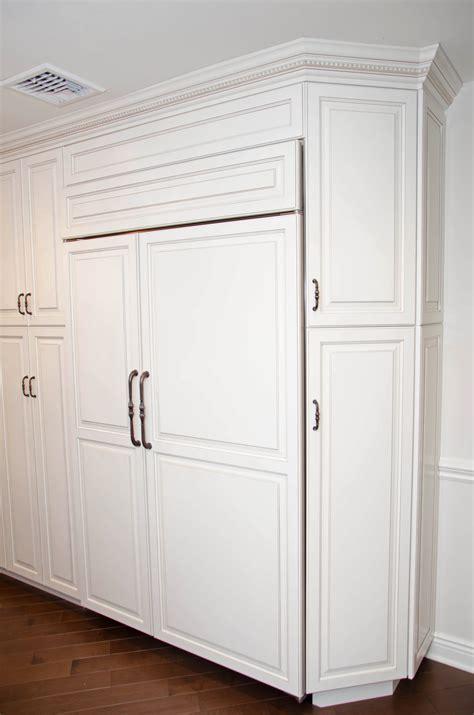 panel ready refrigerator integrated appliances design line kitchens in sea girt nj