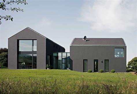 Moderne Häuser Dach by Neubau Eines Einfamilienhauses Mit Einliegerwohnung Und