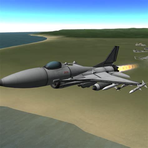 F-16 Fighting Falcon Replica