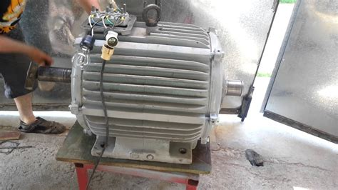 Motor Electric Turatie Mica by Generator Cu Magneti Permanenti Polizor 2kw Low Rpm Pmg 2