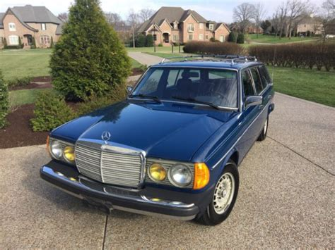 1983 mercedes benz 300 sd turbo diesel 300sd stock 688 for sale. Vintage Mercedes Turbo Diesel Wagon for sale - Mercedes-Benz 300-Series 1985 for sale in ...