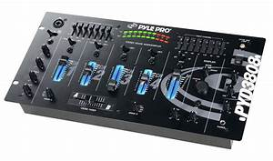 Pylepro - Pyd3808 - Sound And Recording - Mixers