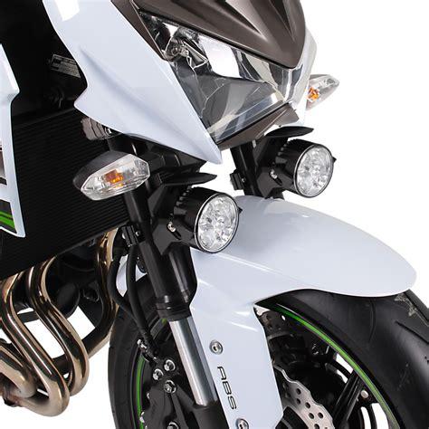 led zusatzscheinwerfer motorrad e geprüft motorrad zusatzscheinwerfer set lumitecs s2 led mit e zulassung ebay