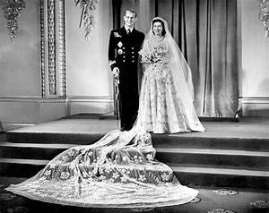 pictures royal wedding dresses and what they meant With queen elizabeth wedding dress