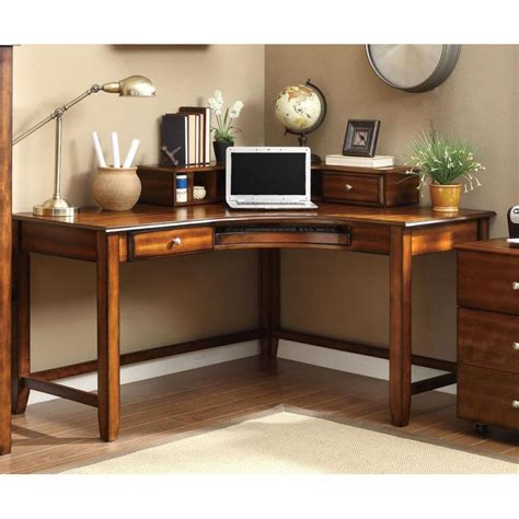 all wood desk with hutch wood small corner desk with hutch all furniture small