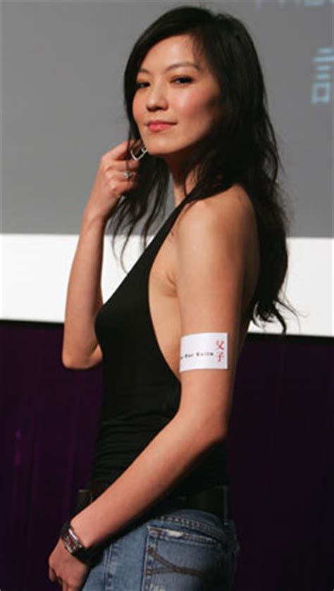 actress kelly lin kelly lin poses at the news conference of her movie quot after