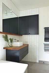 13 best ensuite design style images on pinterest for Black and white modern bathroom