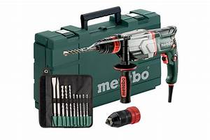Sds Quick Bohrer : uhe 2660 2 quick set 600697860 multihammer metabo ~ Michelbontemps.com Haus und Dekorationen