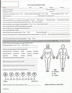Evaluation  Physical Therapy Evaluation Form  Physical
