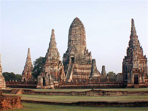 si鑒e de l unesco ayutthaya en thaïlande