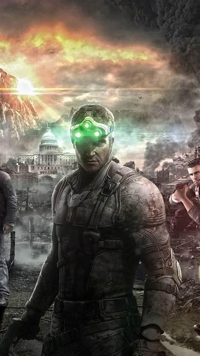 Splinter Cell Blacklist Wallpapers Tom Clancy Mobile