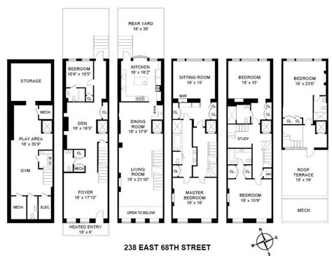 homes for sale east side york 106 best townhouse floor plans images on floor