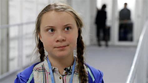 Greta Cop24 Thunberg