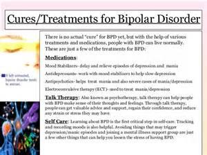 Bipolar Disorder Treatment Medications