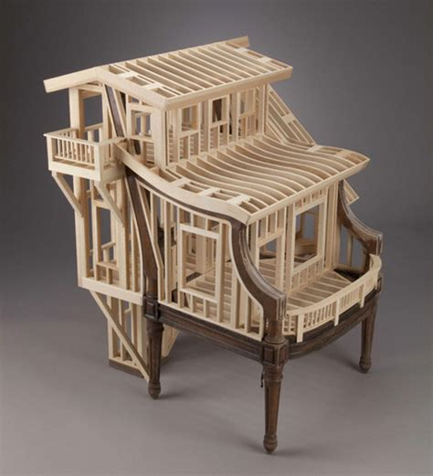 sit stay by ted lott explores sculptural house framing