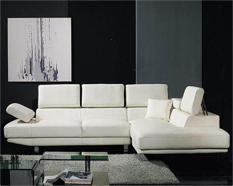 white leather sofa set white leather 2pc sectional sofa set 44lt60hl