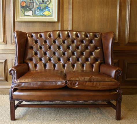 leather settee bench leather chairs of bath chelsea design quarter leather