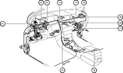 Corolla Fuel Pump Relay Diagram Toyota