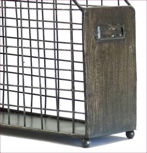 casier bac boite de rangement document en metal fer style usine industriel ebay