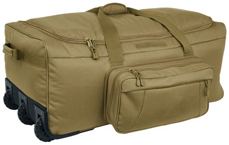 The Best Army Duffel Bags With Wheels